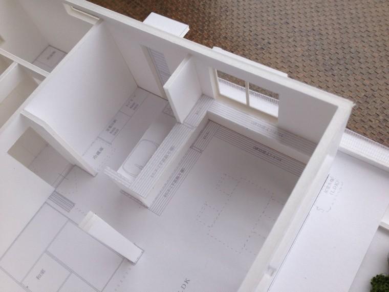 完成予想模型-1階カウンター